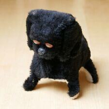 Altes Spielzeug Hund Beweglich läuft und Bellt Augen leuchten Batteriebetrieben