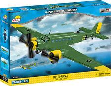 Cobi 5710 - Small Army - WWII Junkers JU 52/3m - Neu