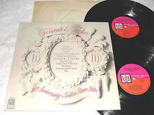 "Ferrante & Teicher ""10th Anniversary-Golden Hits"" 1960, 2-LP's,Nice VG++!,Stereo"
