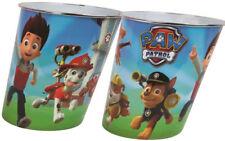 PAW Patrol (Boys) - Kids Waste Plastic Paper Bin Playroom, Bedroom Dustbin