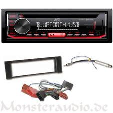 JVC Bluetooth Autoradio AUDI A4 B6 11/00-2004 CD USB Radio Aktivsystem-Adapter