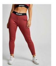 Nike Just Do It Ribbed Leggings Ladies Size: Large