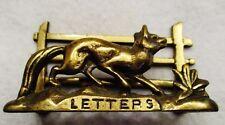 PETIT PORTE LETTRES ANCIEN