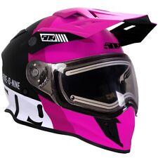 509 Delta R3 2.0 Electric Shield Helmet Fidlock Pink - F01000900-___-701
