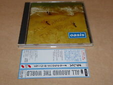 OASIS - ALL AROUND THE WORLD - ESCA 6911 - JAPANESE CD!!!!!!!!!!!!!!!!