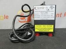 Cole Industries TAKK Static Neutralizing Eliminator Power Supply 2000S 6000V