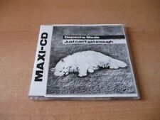 Maxi CD Depeche Mode - Just can`t get enough - 1981/1988