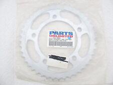 Parts Unlimited Rear Sprocket Steel 525 43T fits Honda CBR600 F3 CBR900RR