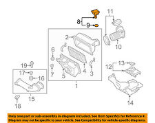 MAZDA OEM 04-11 RX-8-Mass Air Flow Sensor L32113215