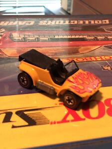 Hot Wheels Redline Sand Drifter 1974 Excellent Condition