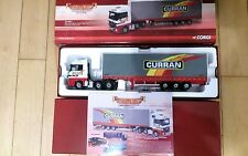 CORGI CC13811 MERCEDES BENZ ACTROS STEP FRAME D CURRAN & SONS LTD