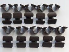 20 Teile Motorhaube Kofferraum Dämmmatte Clips Set für VW Audi Skoda Seat