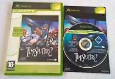 TimeSplitters 2 xbox - EXCELLENT CONDITION with book