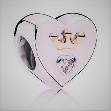 PANDORA MAJESTIC HEART (RETIRED) CHARM
