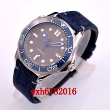 Sapphire Glass Automatic Mens Watch Bliger Luminous Ceramics Bezel Sterile Dial