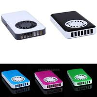 Portable Handheld Mini USB Air Conditioner Cooling Fan w/Rechargeable Ba hv2n