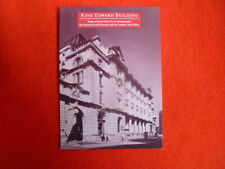 KING EDWARD BUILDING POSTCARD UNUSED NATIONAL POSTAL MUSEUM