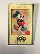 One Hundred Mickeys Pin Series (MM 014) - LE 3500 Disney Disneyland Mickey