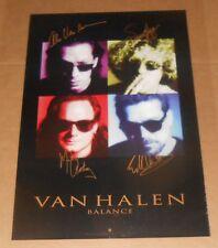 Van Halen Balance Original Promo 1993 Poster 20x30
