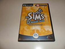 PC  Die Sims: Urlaub total (Add-On) (3)