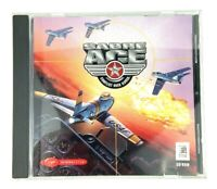 Sabre Ace Conflict Over Korea Vintage PC Game with Jewel Case