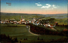 REINERZ um 1910/20 Duszniki Zdrój Polen Schlesien tolle color alte Postkarte