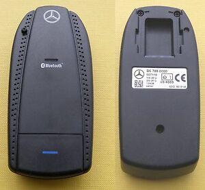 Mercedes Benz HFP Bluetooth Mobile Car Cradle B67880000 Works iPhone 4 5 6 7 8 X