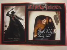 Chester Rushing - Buddy - Signed JEEPERS CREEPERS 11x17 Photo - JSA (WP) COA  #3