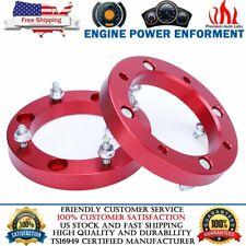 "2pcs 1"" ATV 4/156 Wheel Spacers For Sportsman XP Ranger RZR 570 600 700 800 900"