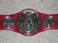 WWE RAW TAG TEAM CHAMPIONSHIP AUTHENTIC OFFICIAL METAL ADULT REPLICA TITLE BELT