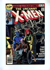 Uncanny X-Men #114 - Marvel 1978 - FN/VFN - UK Pence Variant