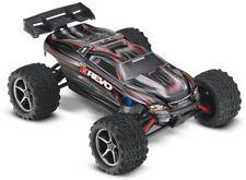 Traxxas E-Revo 4wd Monster-Truck tq2 .4 GHz + cargador + batería rtr 1:16