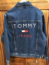 Tommy Hilfiger Tommy Jeans Capsule Collection Lined Denim...