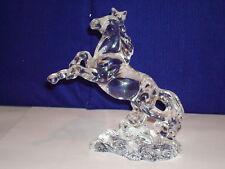NEW Princess House wonders of the wild Crystal Stallion