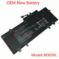 OEM New BO03XL 751895-1C1 Battery For HP Chromebook 14-X030NR 14-P010NR 14-X010