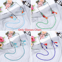 Glasses Eyeglass Lanyard  Glasses Necklace  Glasses Chain Eye wear Accessories