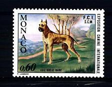 MONACO - 1972 - Esposizione canina internazionale di Montecarlo
