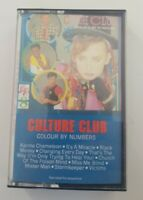 Culture Club Colour By Numbers Cassette Tape 1983 Virgin Epic QET39107