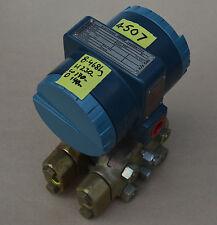 Foxboro 823DP-H3KINM2 ref 4650651 Pressure trans. MWP 3000PSI Spec CS-E/FD-A