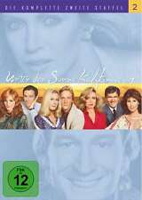 UNTER DER SONNE KALIFORNIENS - STAFFEL 2 TV-Serie Dallas 5 DVD Box Edition Neu