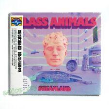 Glass Animals Dreamland Taiwan CD OBI Digipak 2020 NEW