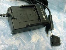 Genuine JVC Battery Charger AA-V100 AA-V100KR AA-V100U FOR BN-V107 BN-V114