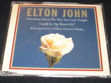 ELTON JOHN CANDLE IN THE WIND IN MEMORY PRINCESS DI OF WALES CD SEALED CANADA