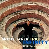 Infinity by The McCoy Tyner Trio (CD, Aug-1995, Impulse!)