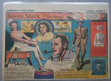 Seein' Stars: Linda Darnell, Ralph Bellamy, Cary Grant  from 12/29/1940