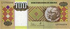 Angola 100 Kwanzas 1999 Pick 147a (1)