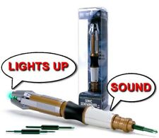 Doctor Who 11th Doctor's Sonic Screwdriver Diecast Replica - REAL TOOL *NEW*