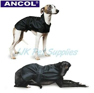 Ancol All Weather Muddy Paws Dog Puppy Coats - Greyhound Whippet