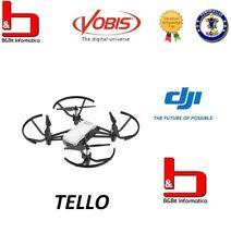 DJI Tello Quadricottero Drone con camera HD e VR powered by Ryze Intel ITA GLS
