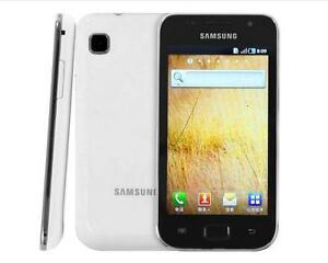 "Samsung Galaxy SL I9003 3G WIFI GPS Android 5MP 4GB 4.0"" Original Touch Screen"